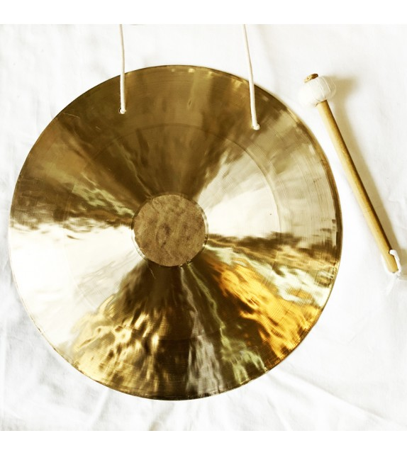 Wind Gong 40cm Note Fa